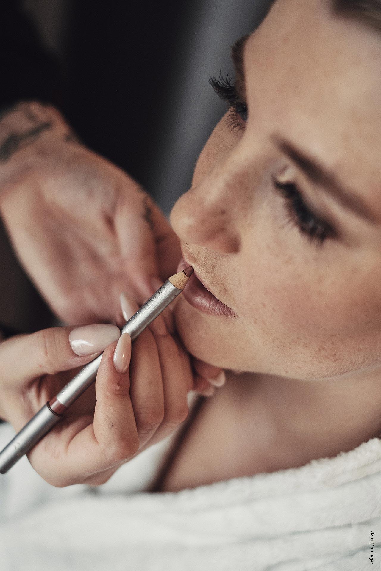 Stevie Scherl Braut-Make-up