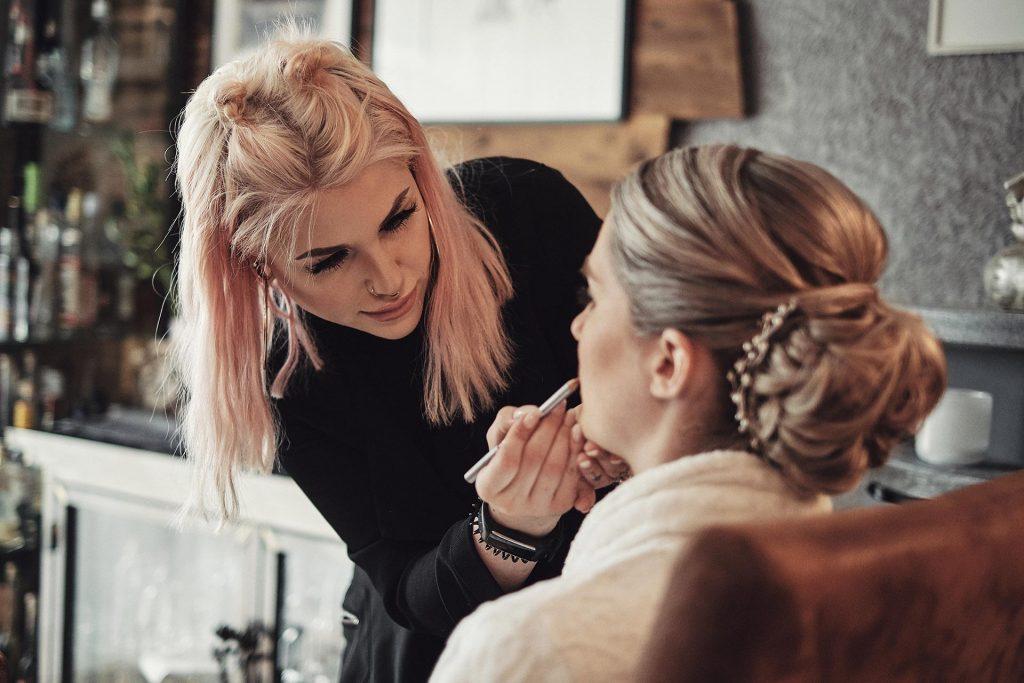 Stevie Scherl Make-up